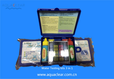 Water Testing Kits (3 in 1,5 in 1)