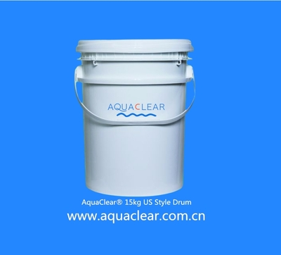 AquaClear® 15kg US Style Drum