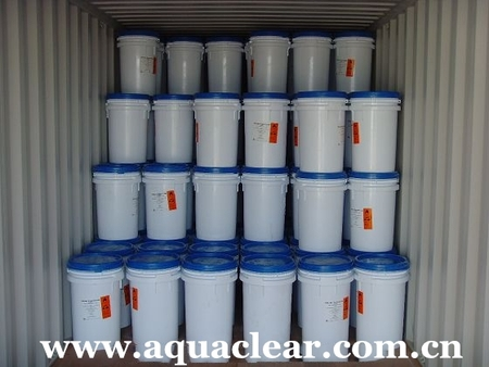 Shippment of Calcium Hypochlorite to Dubai UAE in 2011