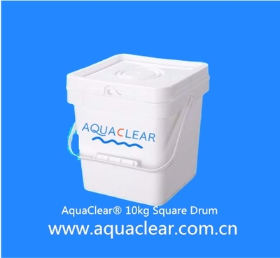 AquaClear® 10kg Square Drum