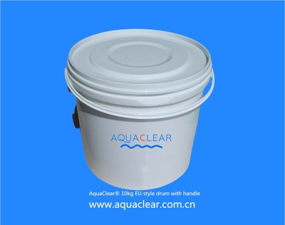 AquaClear® 10kg EU style drum with handle