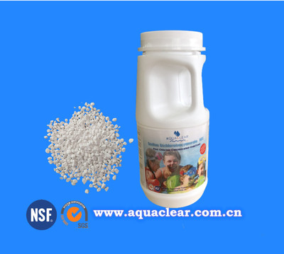 Sodium Dichloroisocyanurate (SDIC) Dichlor NaDCC 56% 60% Powder Granular Tablet