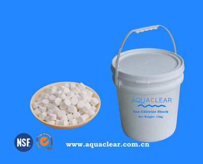 Non-Chlorine Shock Activated Oxygen Potassium Monopersulphate
